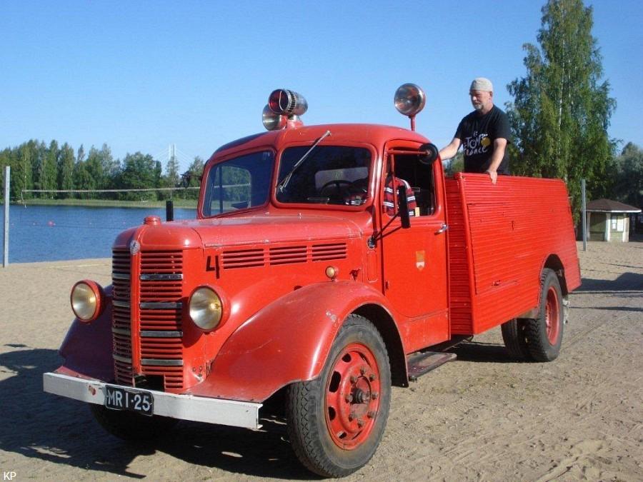 Paloauton ääni